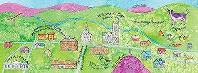 Williamstown Illustration